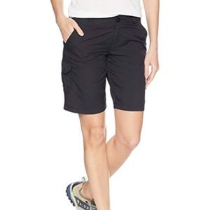 NWT Columbia EastRidge Outdoor Shorts in Black